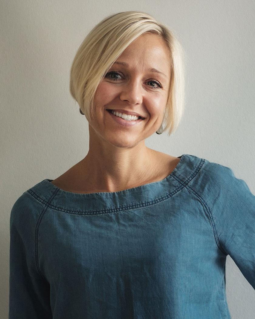 Psykolog Nina Thysk